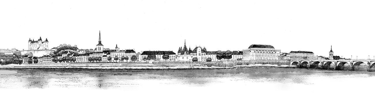 illustration d'architecture et de paysages (14)